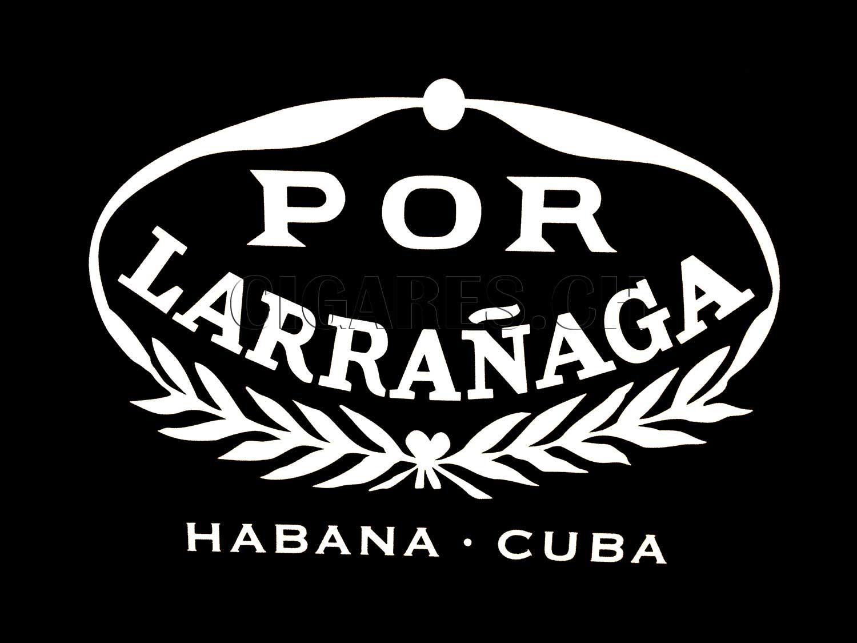 Logo cigares Por Larranaga