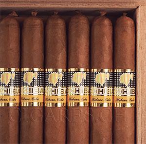 boîte de cigares Cohiba