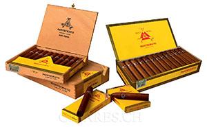 boites de cigares montecristo