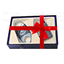 offrir briquet cigare en cadeau