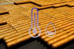 humidité et température cave à cigares