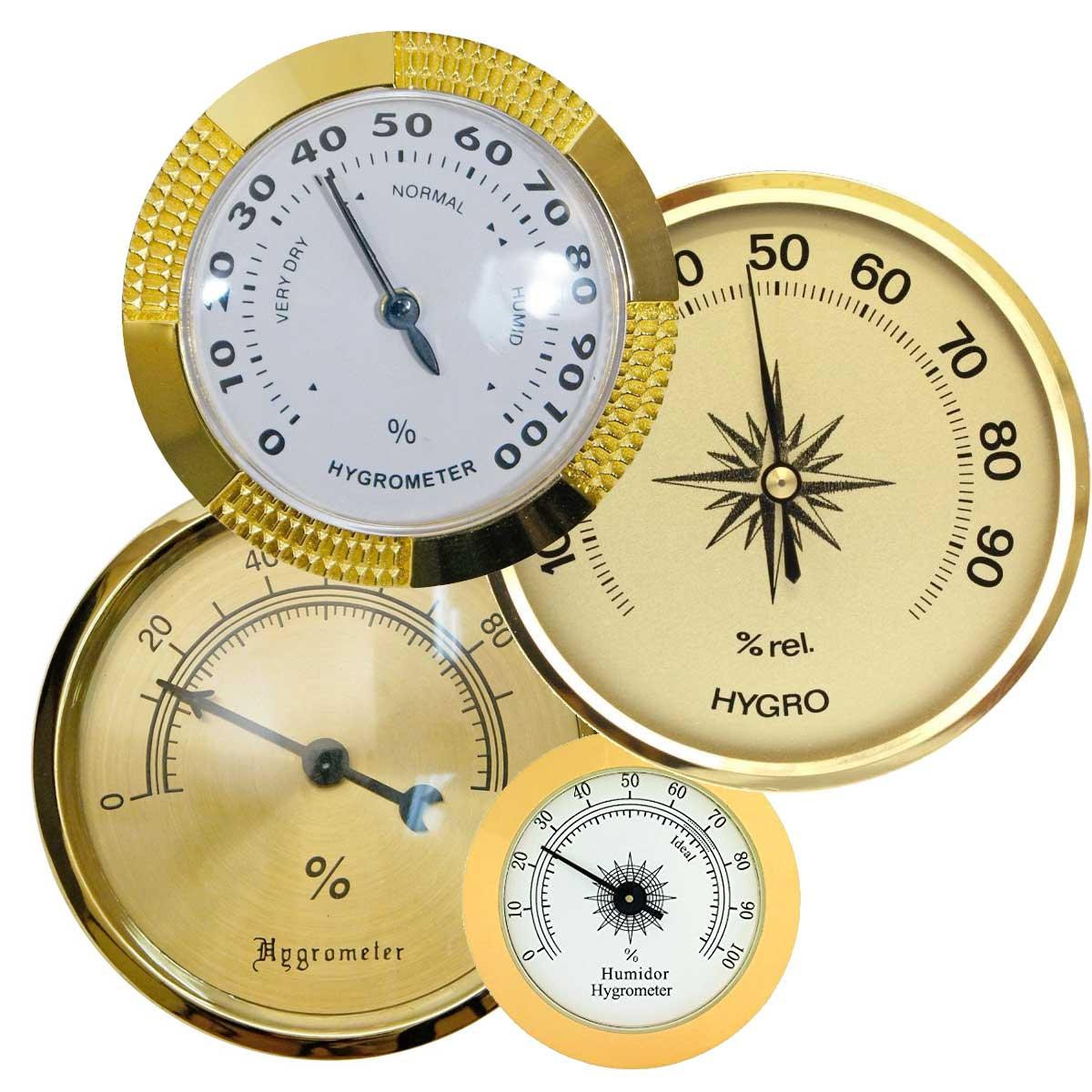 hygrometre analogique