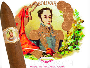 cigares bolivar