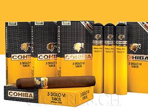 Cigares Cohiba Siglo