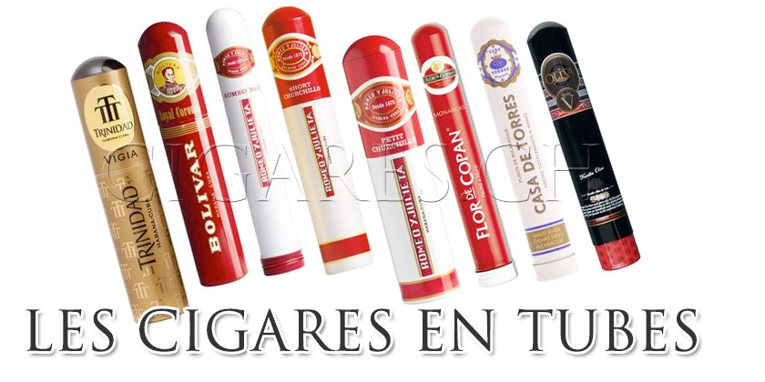 cigares tubes
