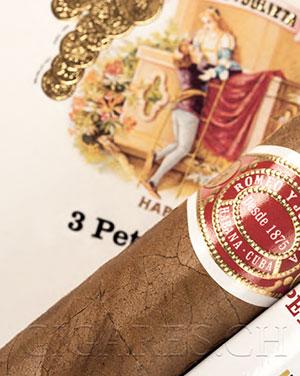 cigares romeo y julieta