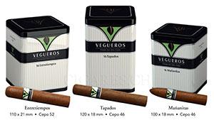boites cigares vegueros