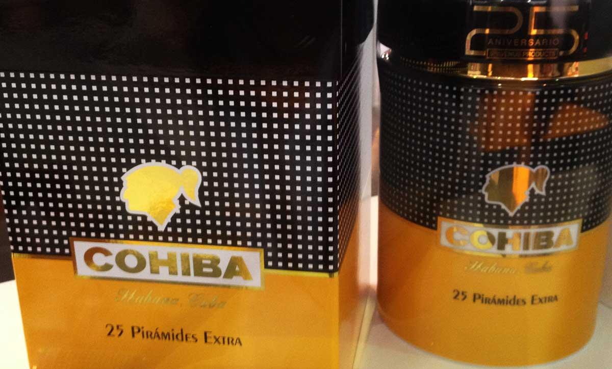 Les grands noms du cigare : Cohiba