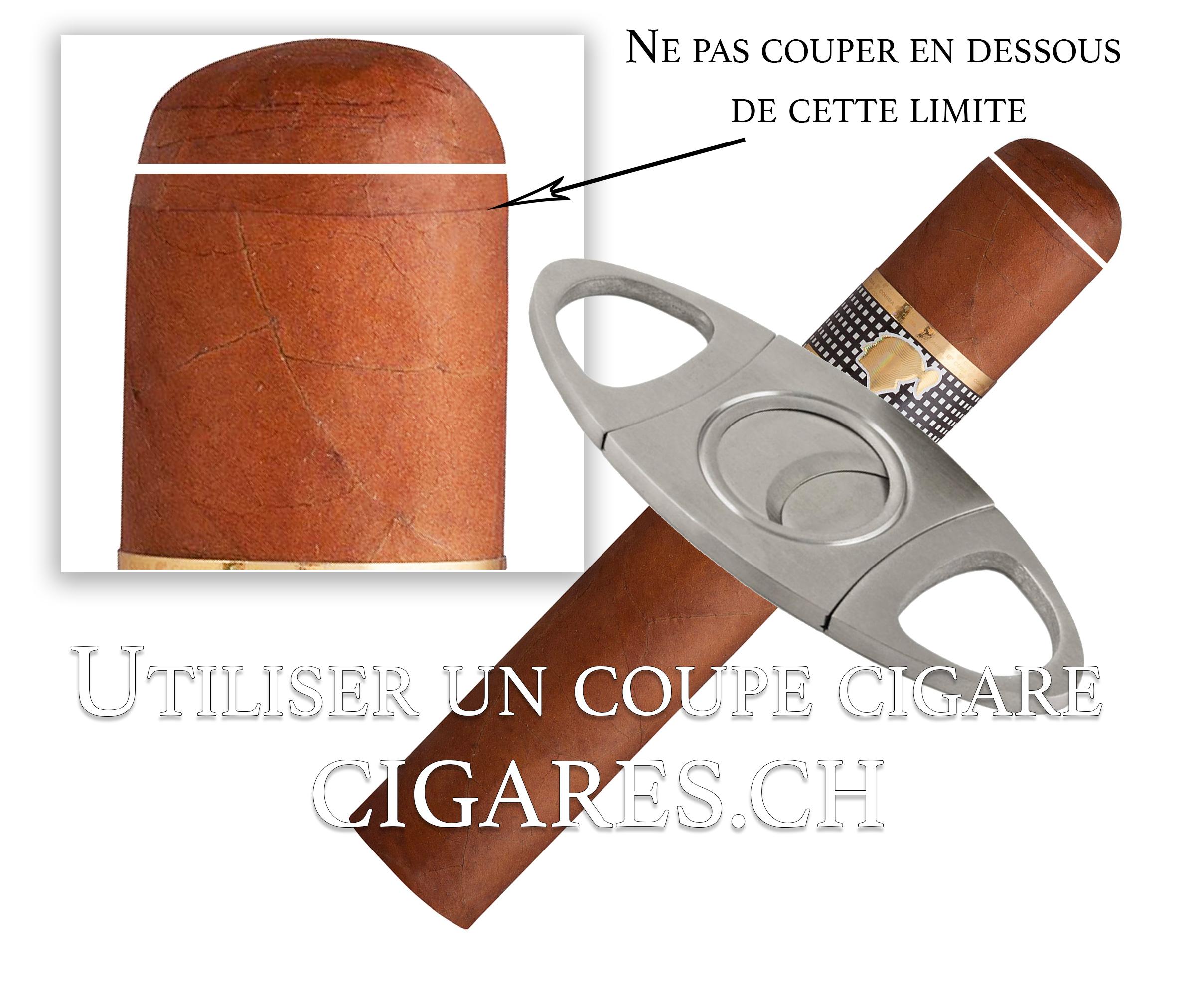 Coupe cigare comment bien l 39 utiliser - Coupe cigare emporte piece ...