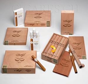 cigares davidoff