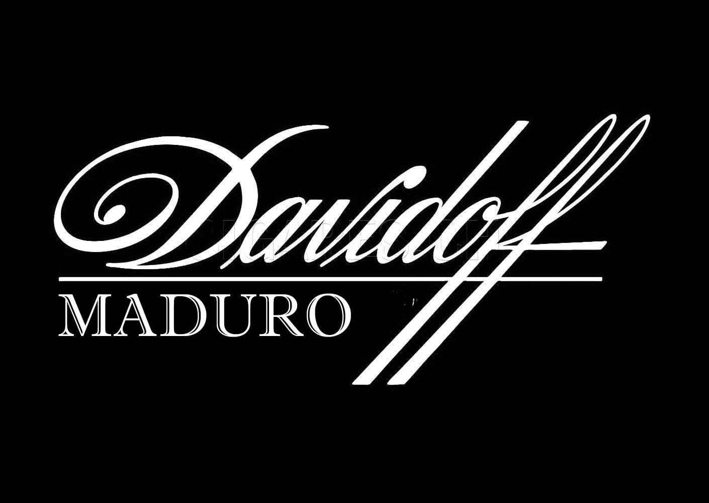 Cigares Davidoff Maduro logo
