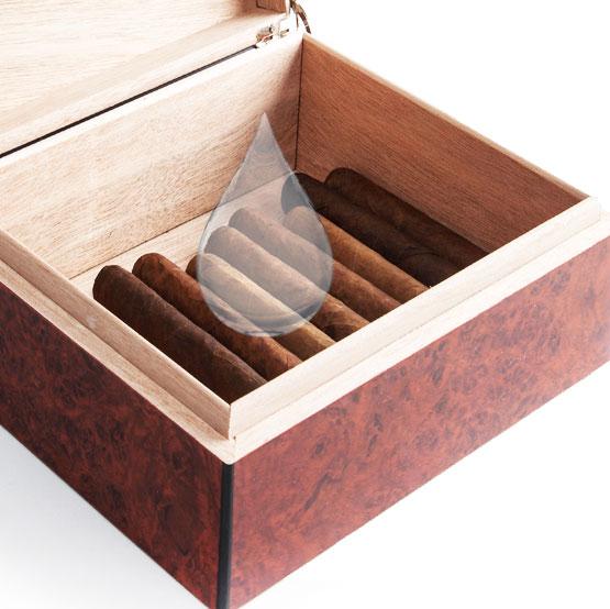 peut on utiliser de l 39 eau du robinet dans une cave cigare. Black Bedroom Furniture Sets. Home Design Ideas