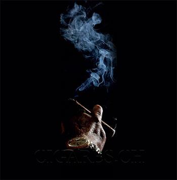 Fumer un cigare sans avaler la fumée