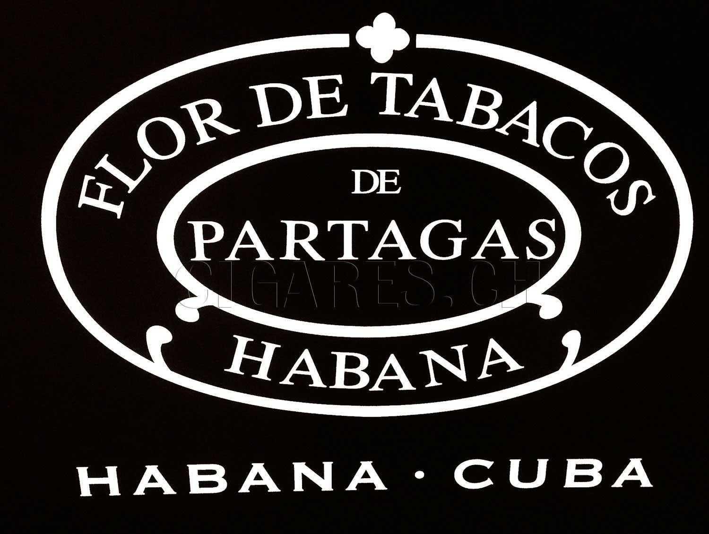 logo des cigares Partagas