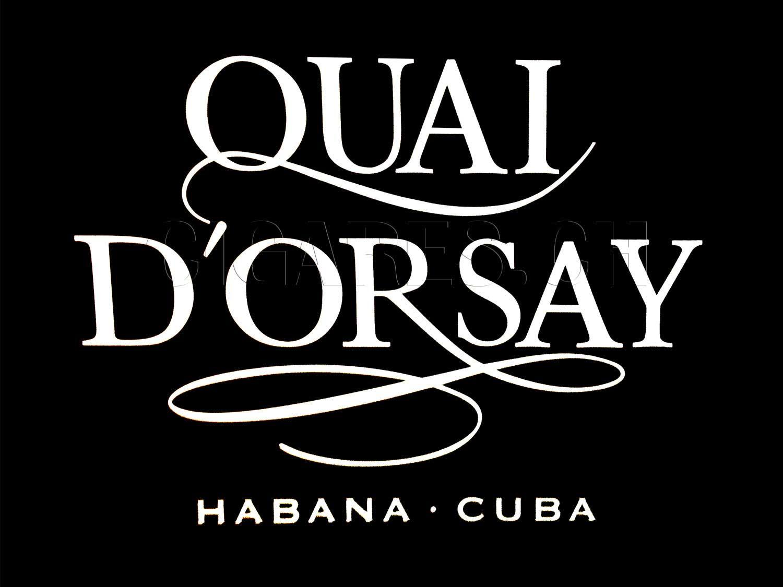 cigares quai d'orsay logo