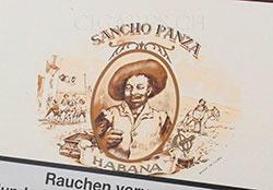 logo cigares sancho panza
