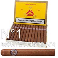 cigare Montecristo n°4
