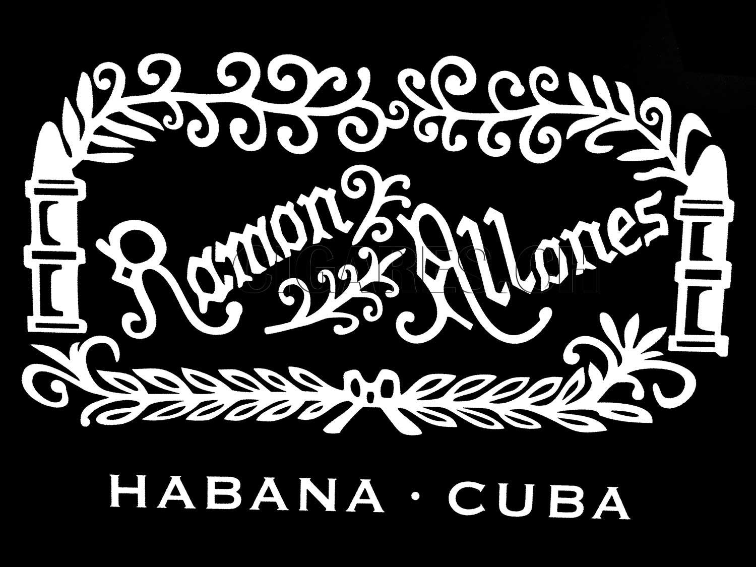 Cigares ramon Allones logo