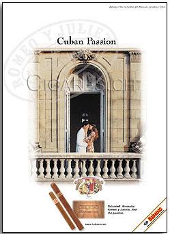 cigares cubains Romeo et juliette