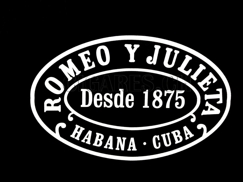 Logo cigares romeo y juliette