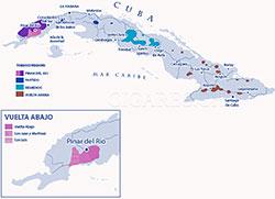 Terroirs cigares cubains