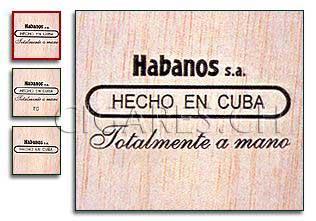 totalmete a mano cigares cubains habanos