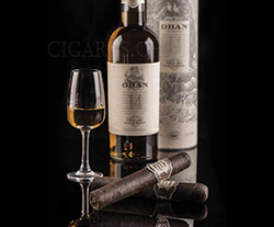 whisky et cigare