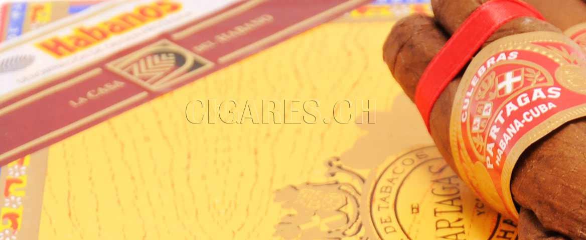 Cigares Partagas Culebras